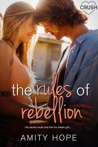 The Rules of Rebellion by Amity Hope