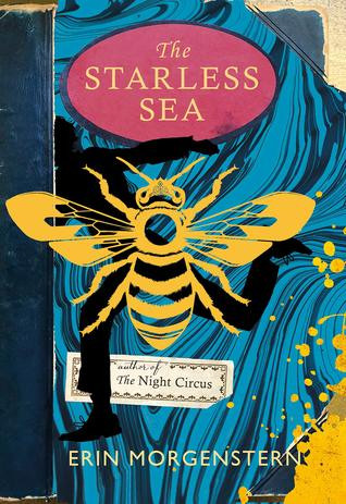 The Starless Sea by Erin Morgenstern | What She's Read