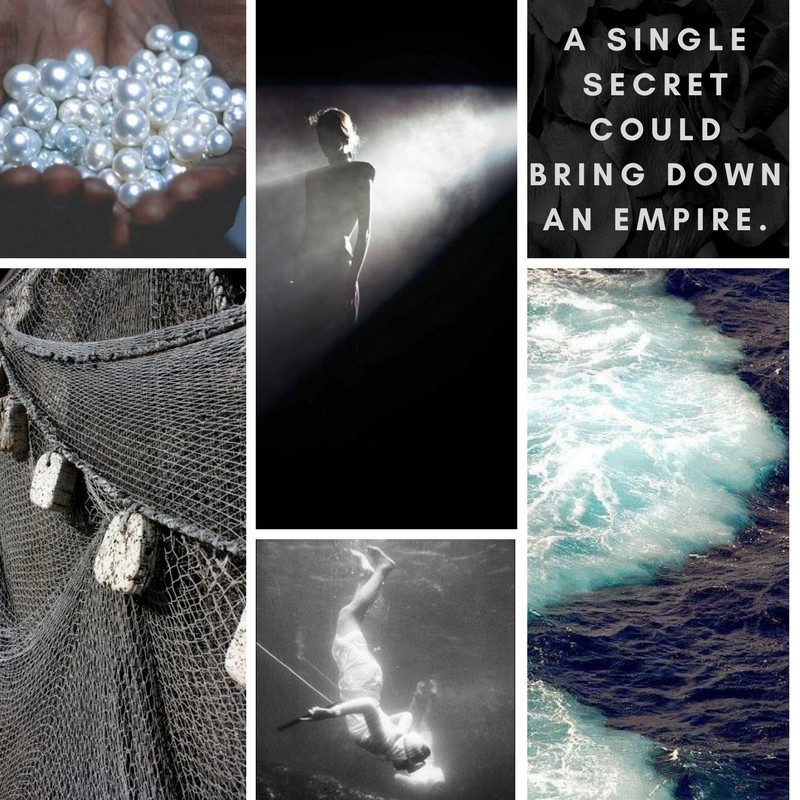 Vi aesthetic for The Diminished by Kaitlyn Sage Patterson