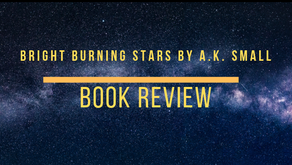 Blog Tour: Bright Burning Stars by A.K. Small