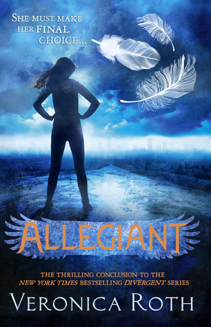 Allegiant is an unforgivable book