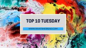Top 10 Tuesday: 2019 Releases!