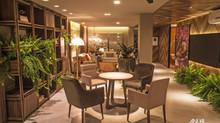 Casa Cor 2016 - Lounge da Primavera Rosa