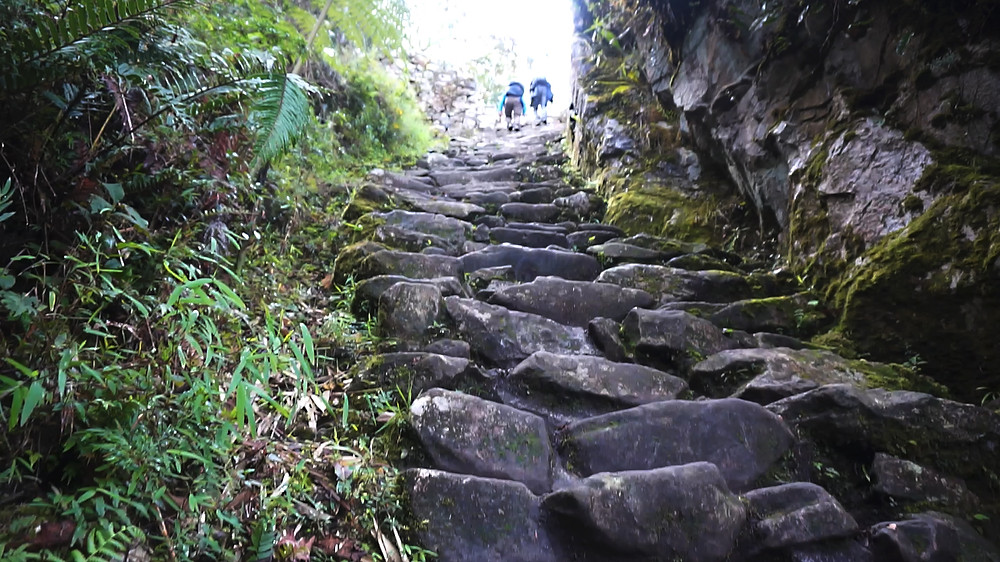 The deadliest part of the Inca Trail