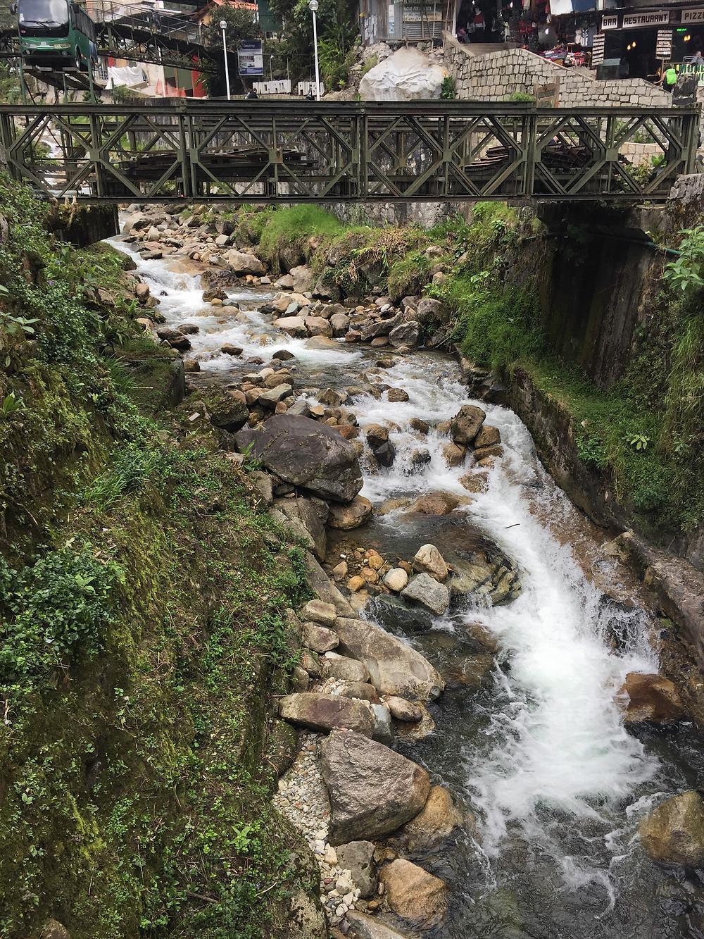Rio Aguas Calientes