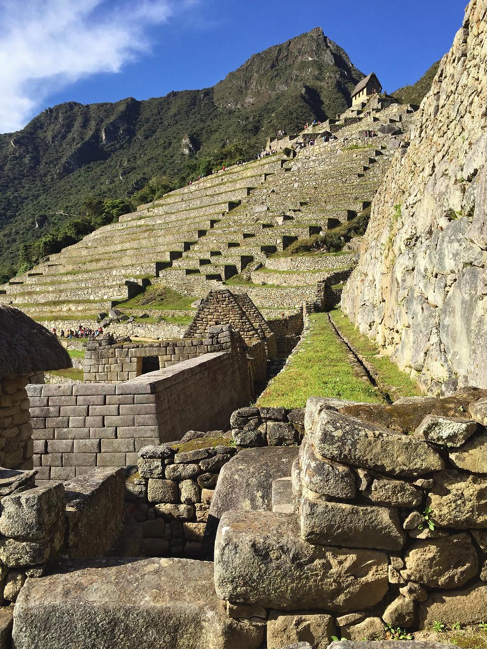 Surroundings of Machu Picchu