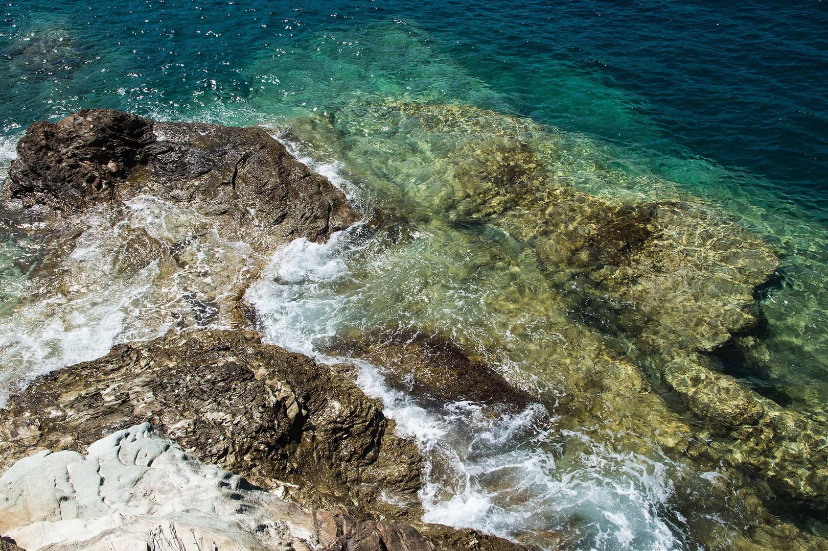 Mediterranean Sea in Greece