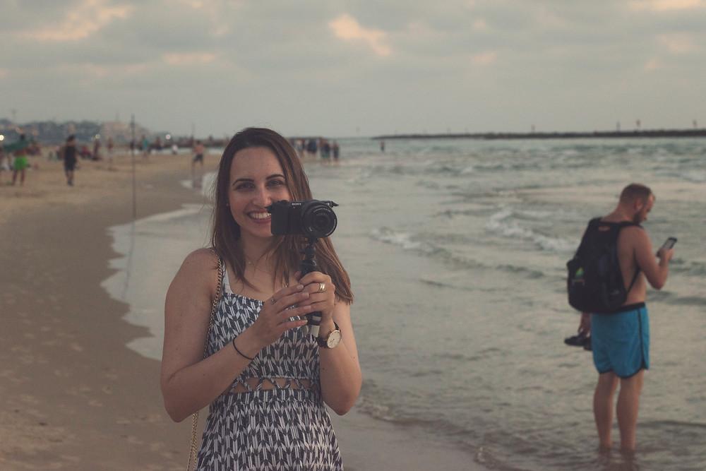 When your friend captures a moment of joy