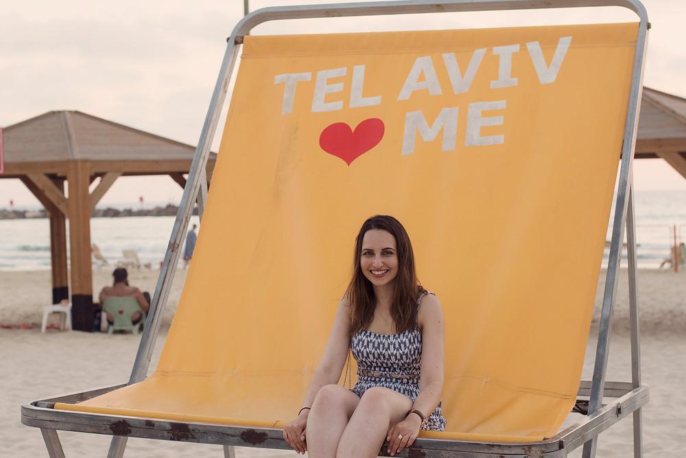 Tel Aviv Loves Me