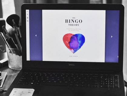 Thoughts about The Bingo Theory by Mimi Ikonn