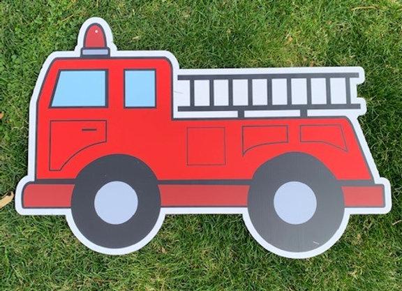 Firetruck Icon