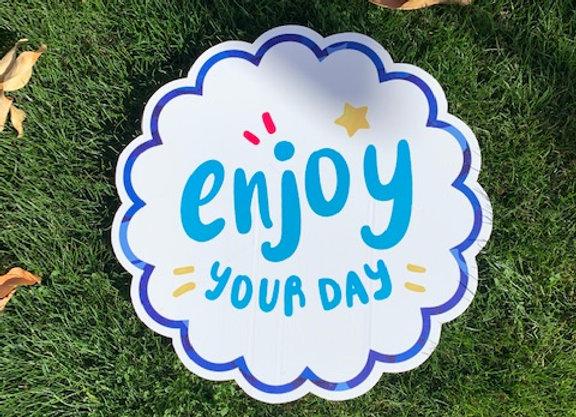 Enjoy Your Day Icon