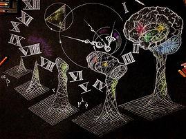 tin q nguyen art vanderbilt artist scientist nashville brain development pixel time growth intelligence