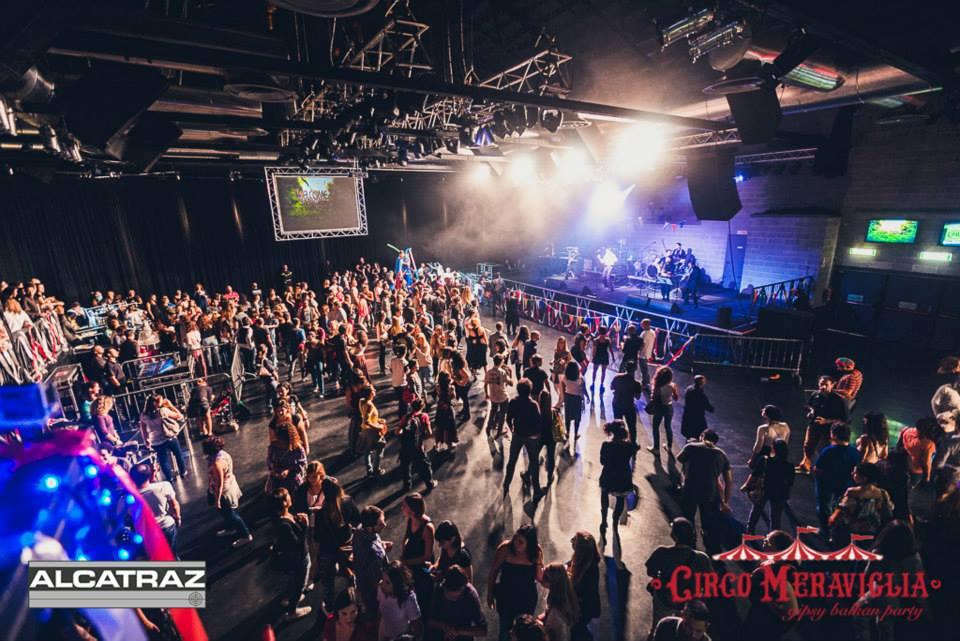 Alcatraz - Circo Meraviglia