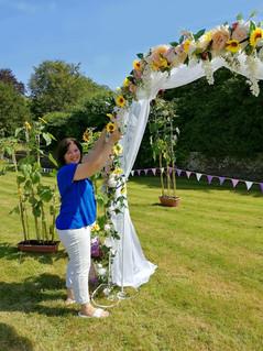 Sunflower Wedding!