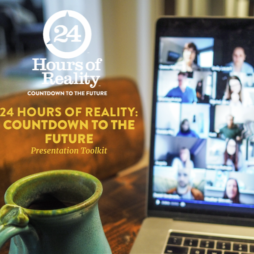 24 Hours of Reality: Countdown to the Future