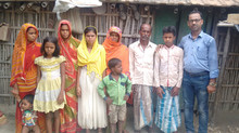 We return a child laborer to his family