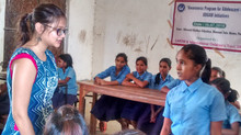 Education and awareness program on feminine health and hygiene