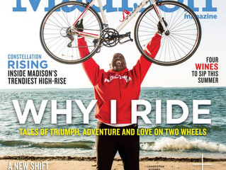 Spin City: Tales of Triumph, Adventure and Love on Two Wheels