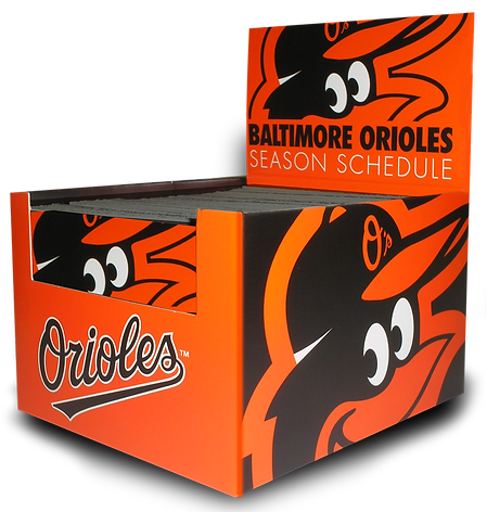 Pre-Printed Schedule Boxes