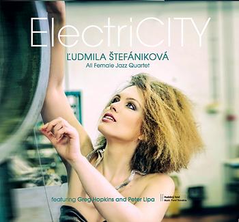 ElectriCITY Ludmila Stefanikova