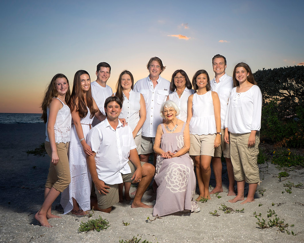 Family Portraits Sarasota