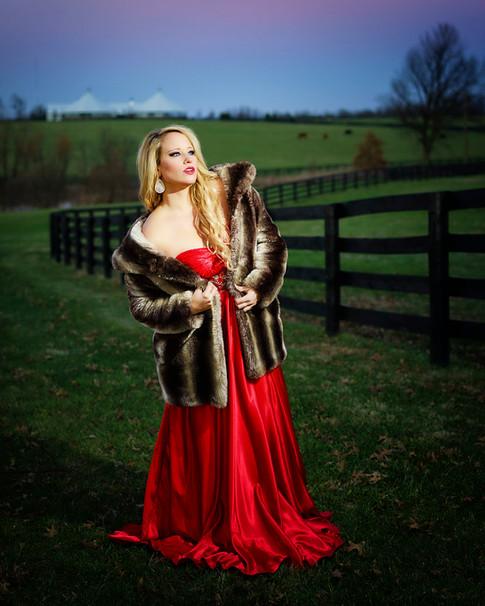 Lexington Fashion Model