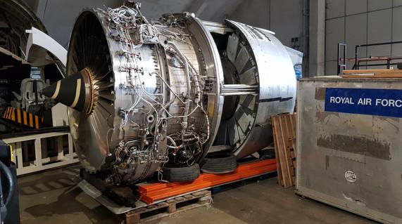 Rolls Royce RB211 524 C2