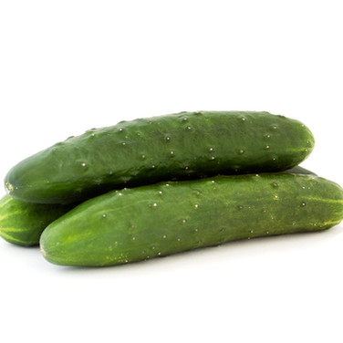 Pepinos, legumes