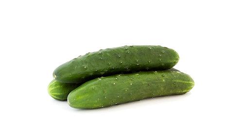 Cucumbers (per lb)