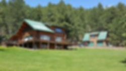 South Dakota vacation rental, cabin