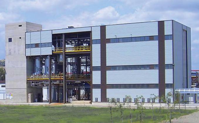Nhà máy 88.000 m2