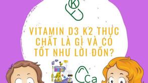 """Vitamin D3 K2 Có Phải """"Thần Dược"""" Giúp Trẻ Cao Lớn Như Lời Đồn?"""