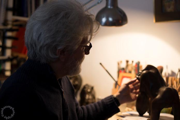 Gilles Nicolas Atelier