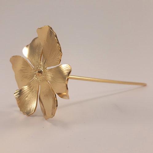 Pic à chignon Hibiscus - Modèle 1