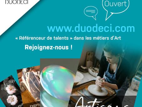 DuoDeci, référenceur de talents