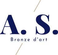Logo A.S. Bronze d'art