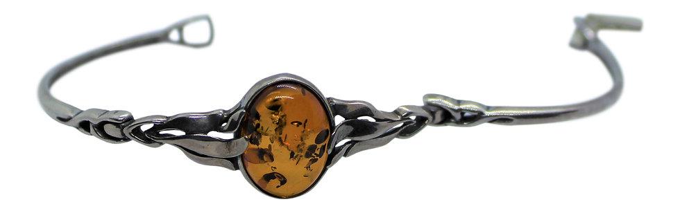"Baltic Amber Bracelet ""Classic"""