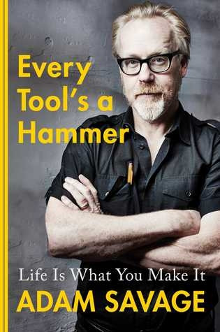 book every tool;s a hammer