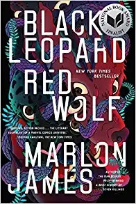 the book black leopard, red wolf
