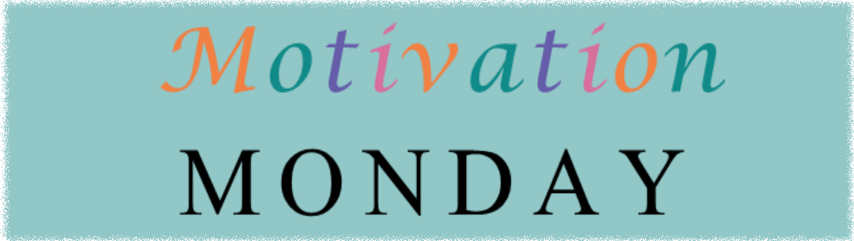 motivation monday banner