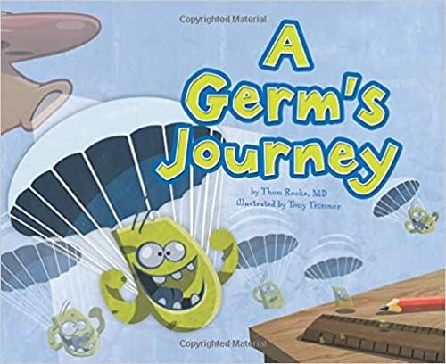 A Germ's Journey book