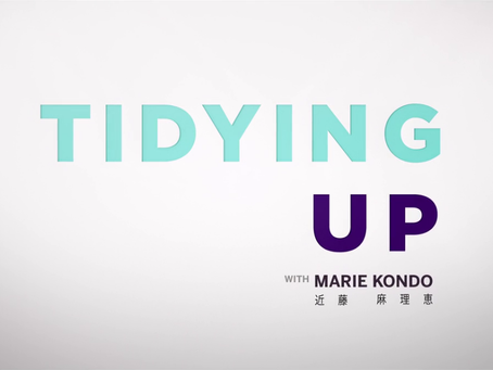 Review of Tidying Up - Netflix Orignal