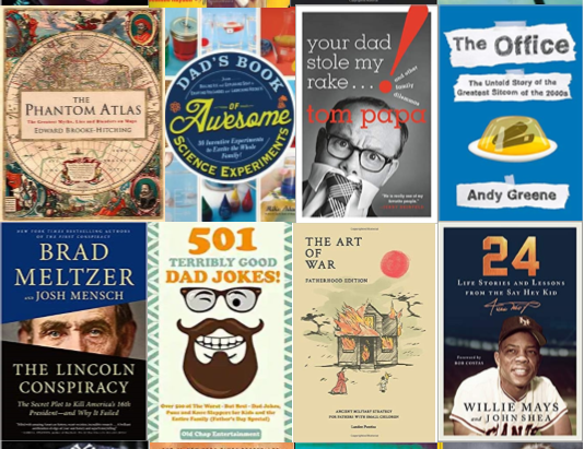 16 of the Best Dad Books for 2020