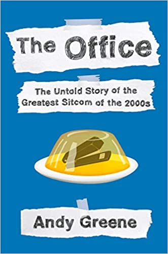 Book, The Office: The untold story of the greatest sitcom of the 2000s