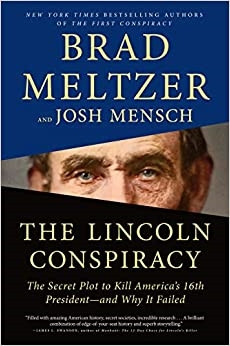 Book, The Lincoln Conspiracy
