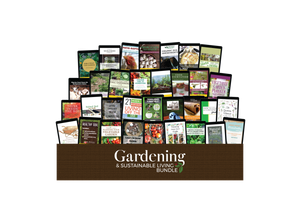 Gardening and Sustainable Living Bundle test banner