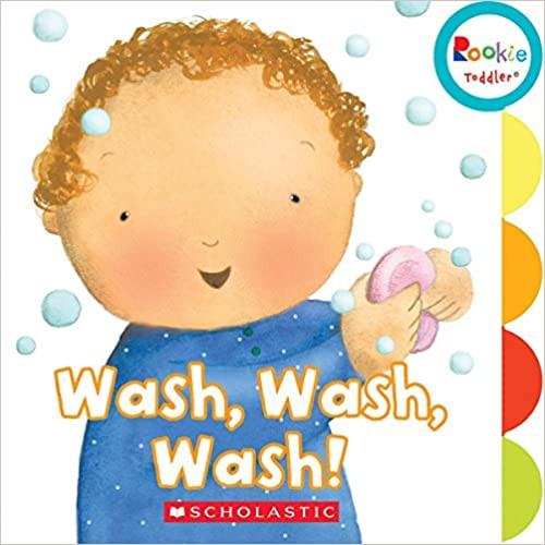 Wash Wash Wash book