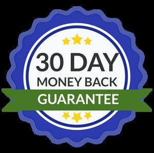 30-Day Money Back Guarantee logo