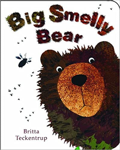 Big Smelly Bear Book